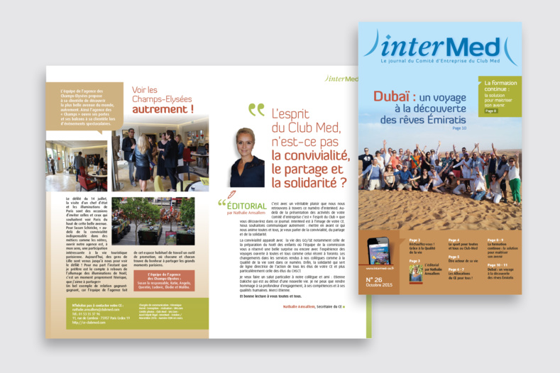 Magazine interne